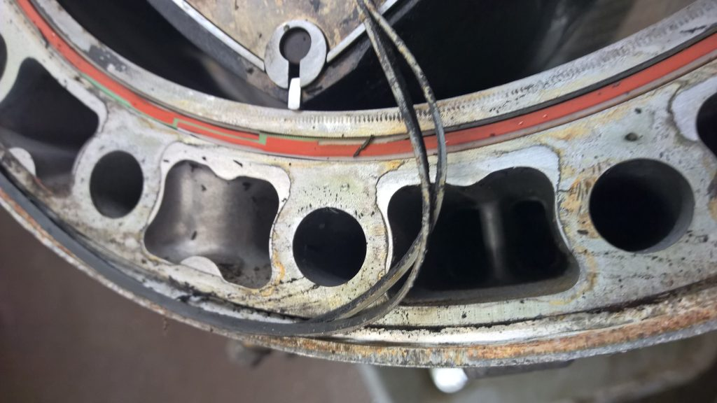 13B O-Ring Failure