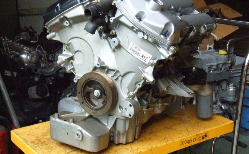 RX8 Project – Part 4, The New Engine
