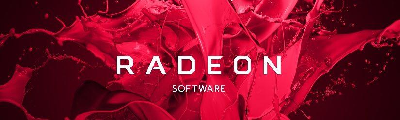 AMD Crimson Driver Start Bar Problem