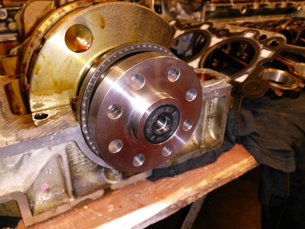 Duratec V6 Crank Spacer