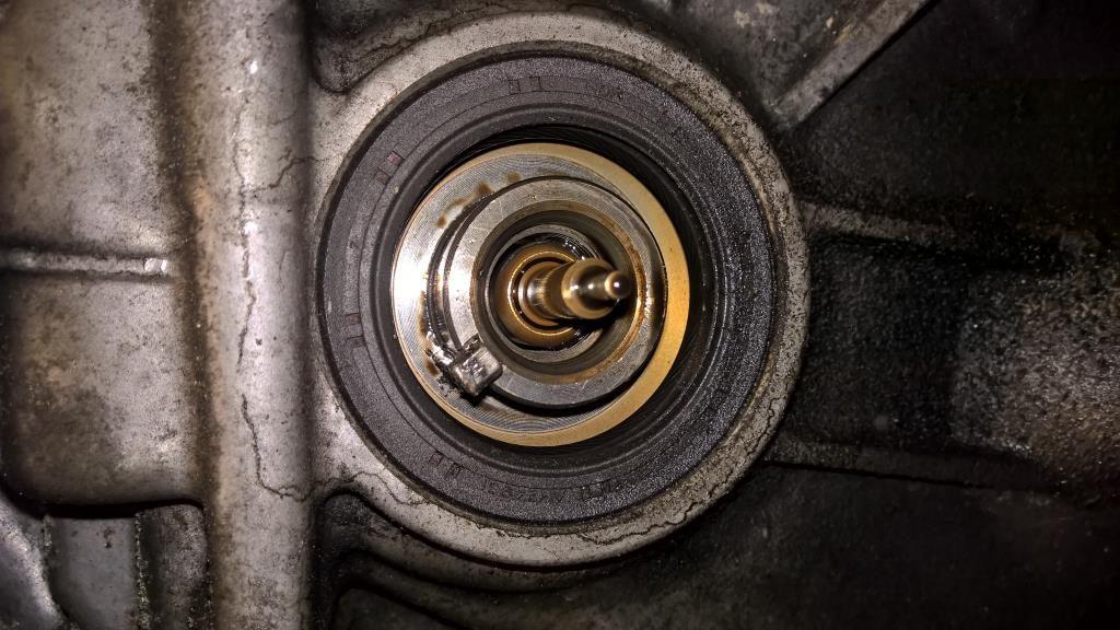 RX8 Crank Key
