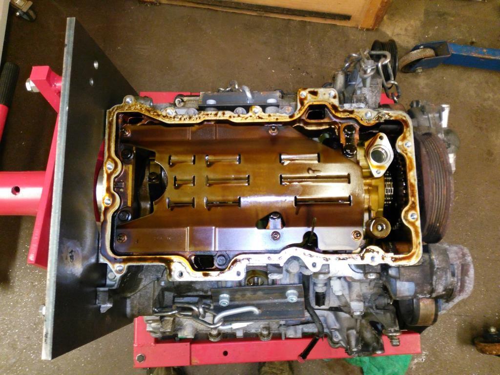 V6 Windage tray